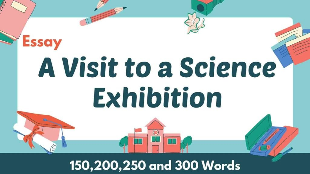 A Visit to a Science Exhibition English Essay